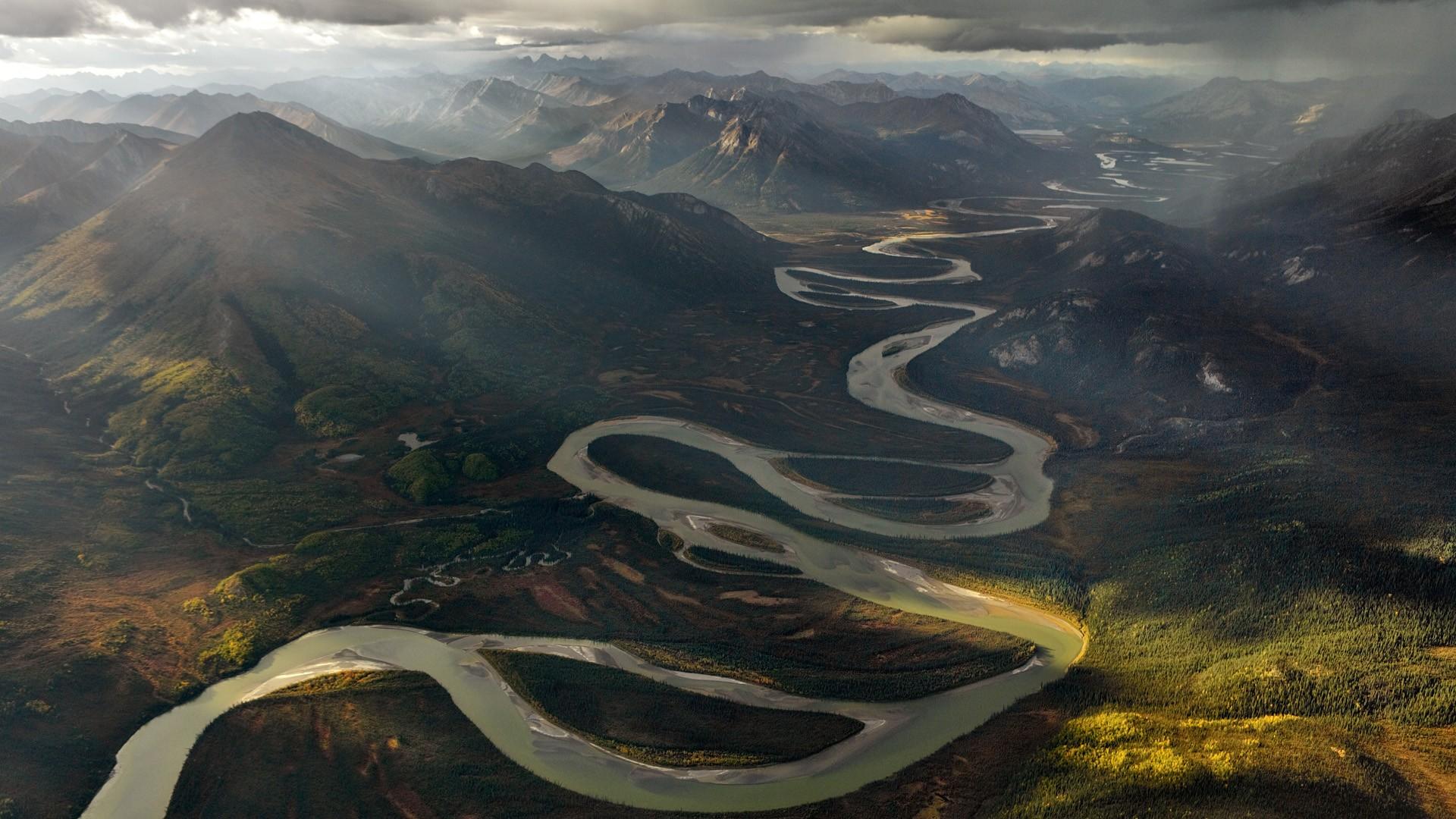 """La forma del territorio: acque """"interne"""" (fiumi e laghi) – La ..."""