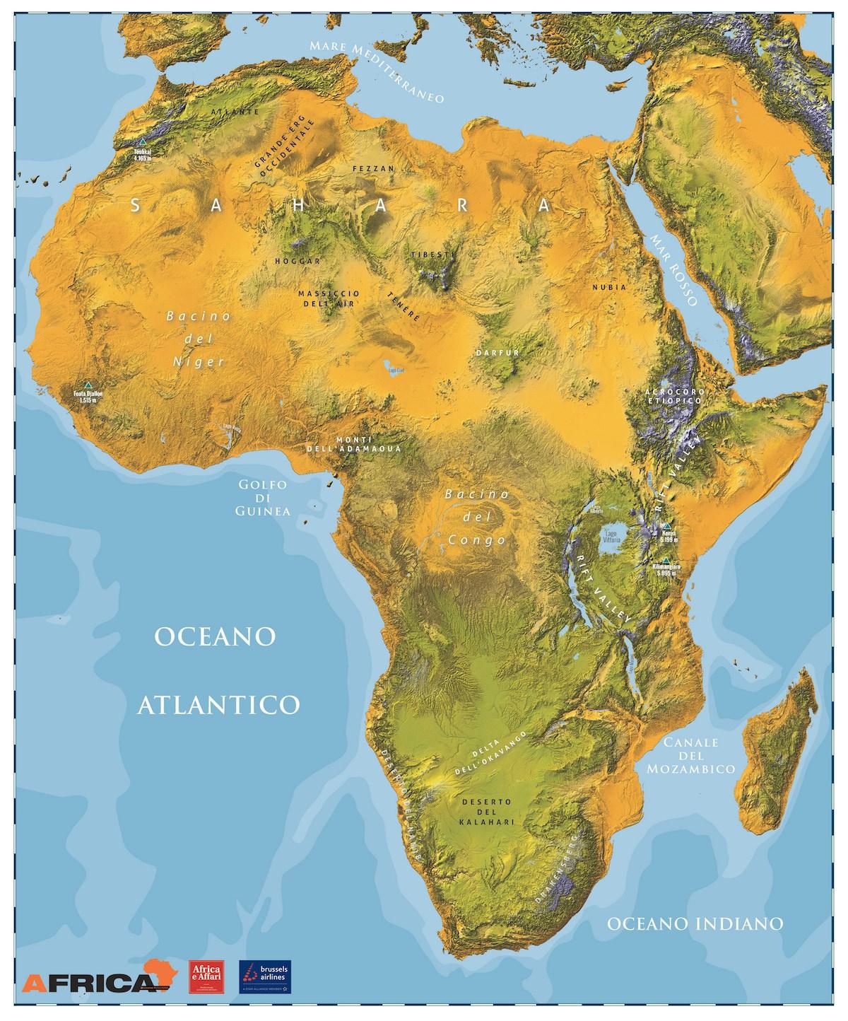 africano adolescenza canale